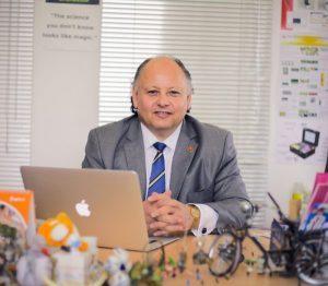 Prof. Dr. Hüseyin Avni ÖKTEM